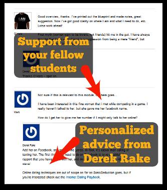 Derek rake method