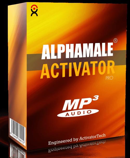 Alpha Male Activator – Product Information — Derek Rake HQ